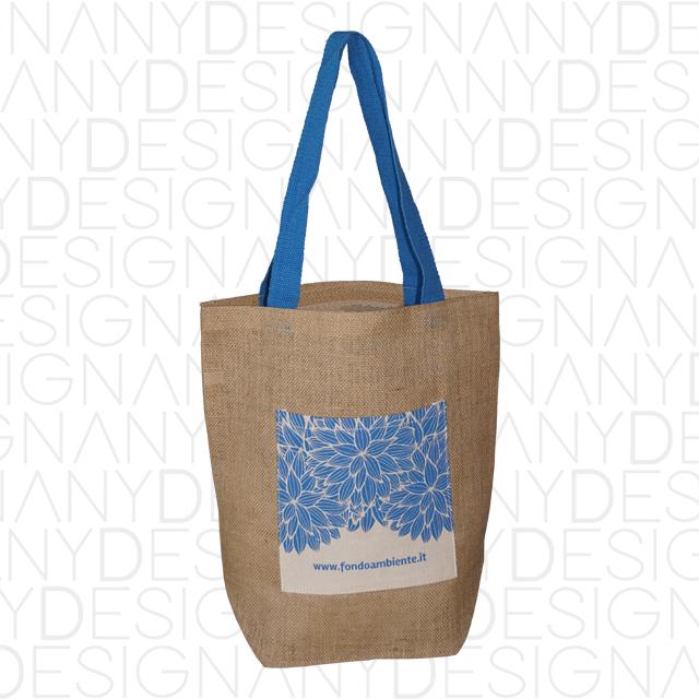 produzione shopping bag naturali