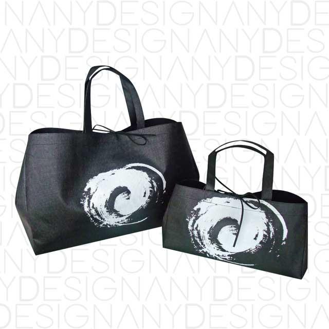 Produzione shopping bag in TNT