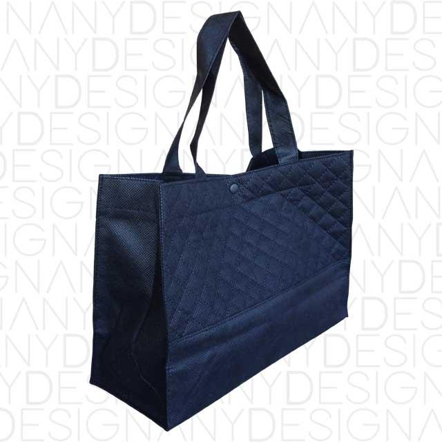 produzione di shopping bag trapuntato