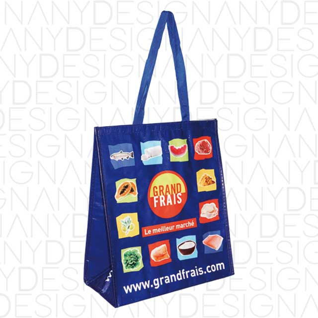 nonwoven recycled bag