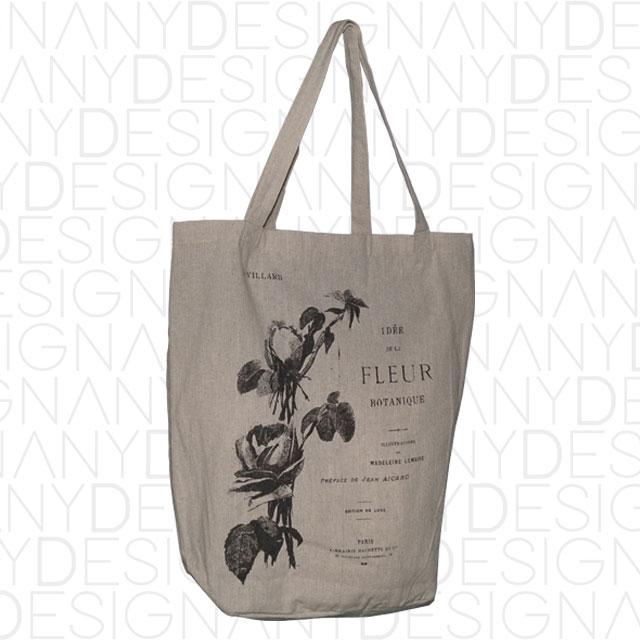 Produzione shopping bag in lino