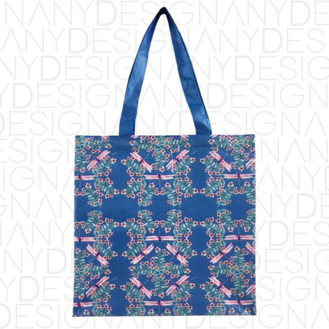 Produzione shopping bag in poliestere