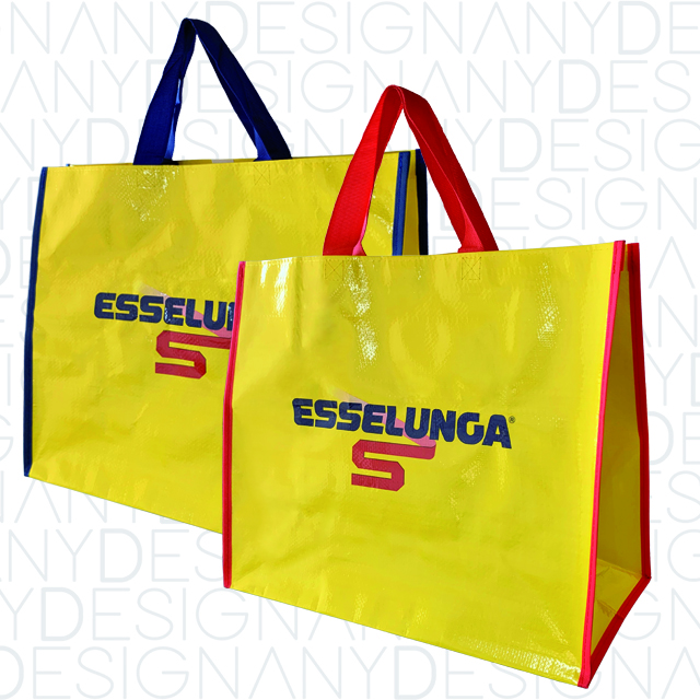 SHOPPING BAG PROMOZIONALE PP